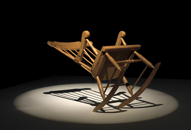 James hopkins balanced works - Chaise art contemporain ...